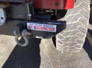 climb Mt Washington